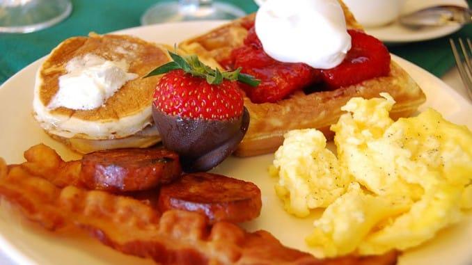 Big Breakfast Meal!
