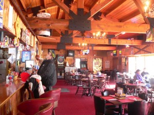 Nordic Mountain's Base Place Bar