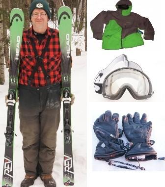 My Ski Gear