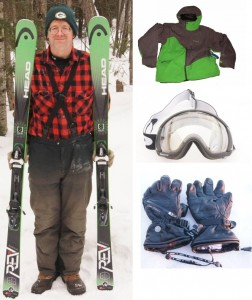 All About Night Skiing -- My Ski Gear!