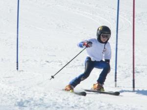 Young Ski Racer