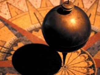 Free Body Diagram-- a foucalt pendulum