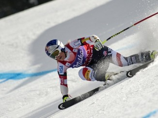 Lindsey Vonn vs. the Men