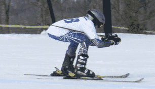 Ski Racing at Ski Brule