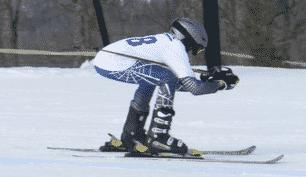 Ski Racing at Ski Brule