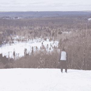 A Weekend at Ski Brule