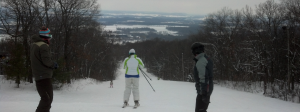 A Day Skiing at Devil's Head