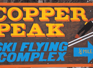 Copper Peak to Fly Again!