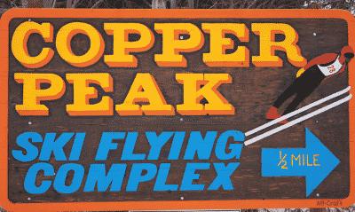 Copper Peak to Fly Again!