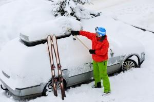 winter nuisances