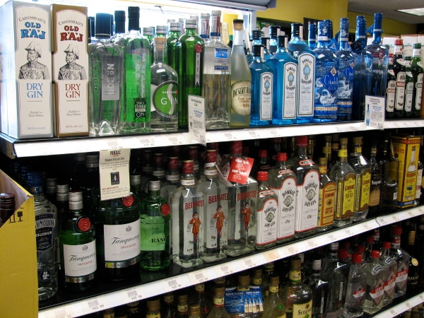 the link between skiing and alcohol