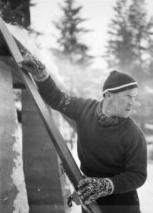 Birger Ruud Nordic and Alpine Legend