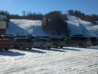 Liftopia's List -- a bluebird day at Blackjack Ski Resort