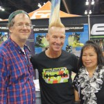 Glen Plake at the Windy City Ski and Snowboard Show of 2014