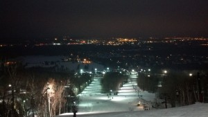 Night Runs at Granite Peak