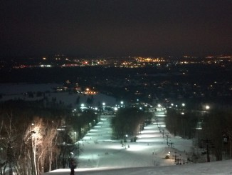 Wisconsin Ski Resort