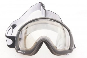 clear oakley canopy goggles