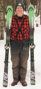 Head Rev 80 Pro Skis