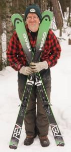 Mark Framness -- The Wisconsin Skier