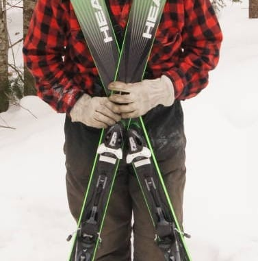 Mark Framness -- The Wisconsin Skier
