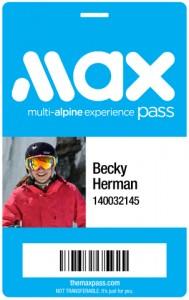 The M.A.X. Pass
