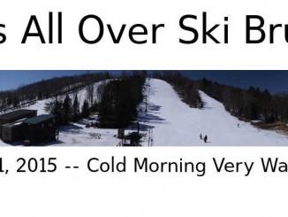 It's All Over Ski Brule