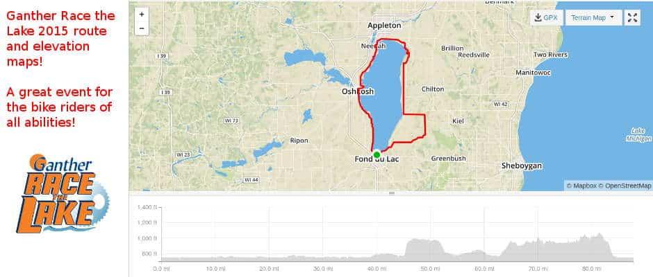 Race the Lake 2015