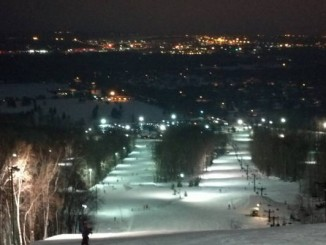 physics of skiing article