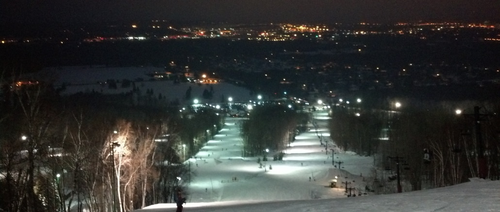 Wiscosnin Skiing
