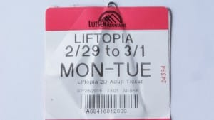 Liftopia Review -- Lutsen Lift Ticket Purchased from Liftopia