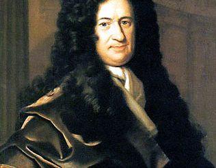 Work-- Gottfried Wilhelm von Leibniz
