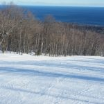 Skiing ABCs L -- A photo from Lutsen's Eagle Mountain