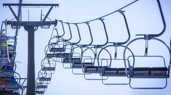Skiing ABCs L -- A Lift