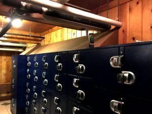 first ski trip outrage -- Granite Peak's locker room