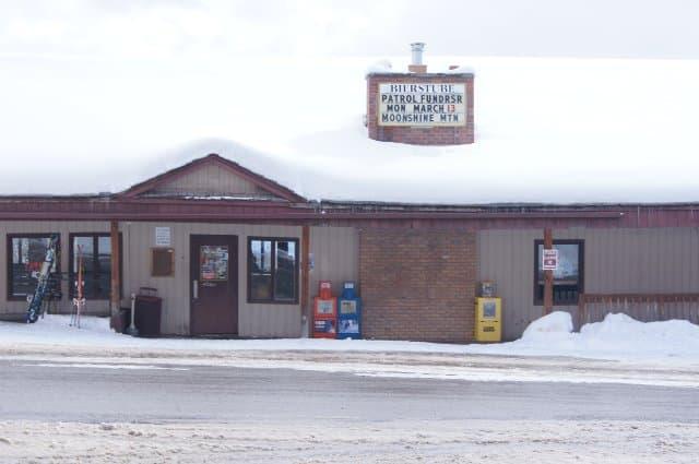 Whitefish Apres Ski Review -- the Bierstube