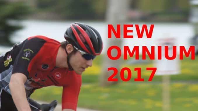 NEW OMNIUM 2017 -- A Diablo bike racer