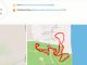 Flyover Cyclocross 2018 Strava Map