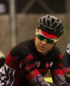Sunnyview Cyclocross 2018 -- Adam Koenigs at the Starting Line