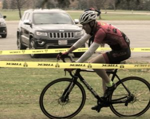 Sunnyview Cyclocross 2018 -- Jeff Abitz in his first 2018 CX race