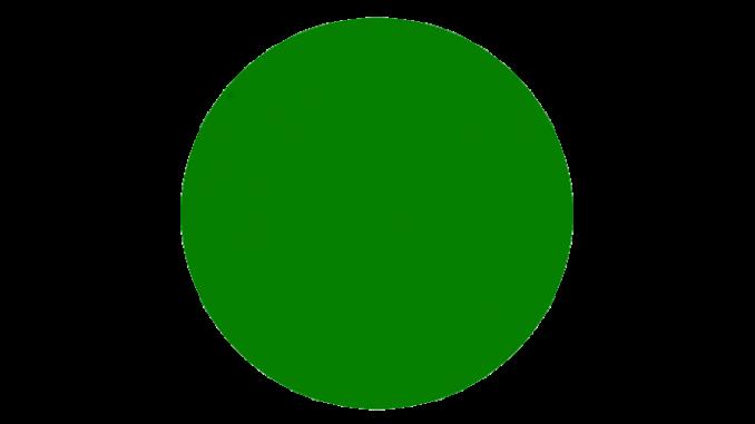 Whitefish Skiing Review -- a green circle