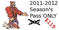 Blackjack Season Passes Still Cheap!