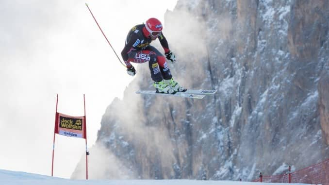 Bode Miller is Fun to Watch Skiing!