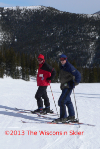 Skiers vs Snowboarders