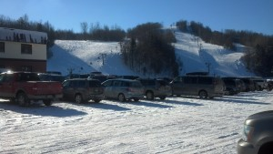 Liftopia's List  -- a bluebird day at Blackjack Ski Resort