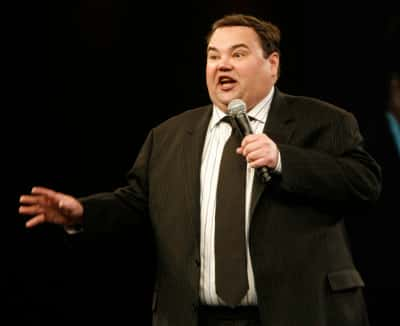 John Pinette had a Ski Comedy Routine