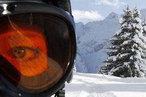 Skiing Vision