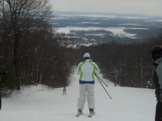Wisconsin Ski Resort -- Devil' Head