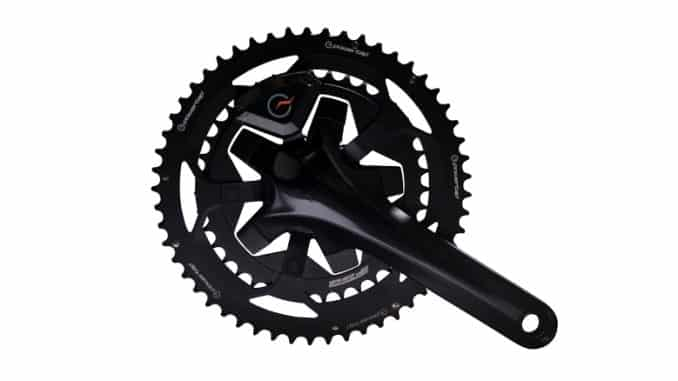 Watt is Power? Power Tap Bicycle Crank, drive side