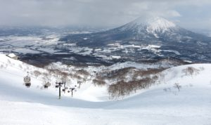 Skiing ABCs J -- Niseko japan