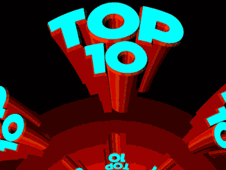 Liftopia's List -- TOP TEN